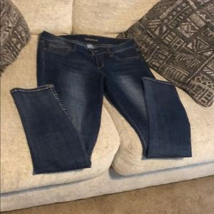Maurices jeans size M-short